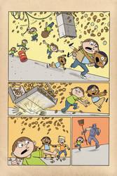 NEXT DOOR NINJA: Page 18 by yourpalSmitty