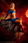 Supergirl - Asteroid by SarmaiBalazs
