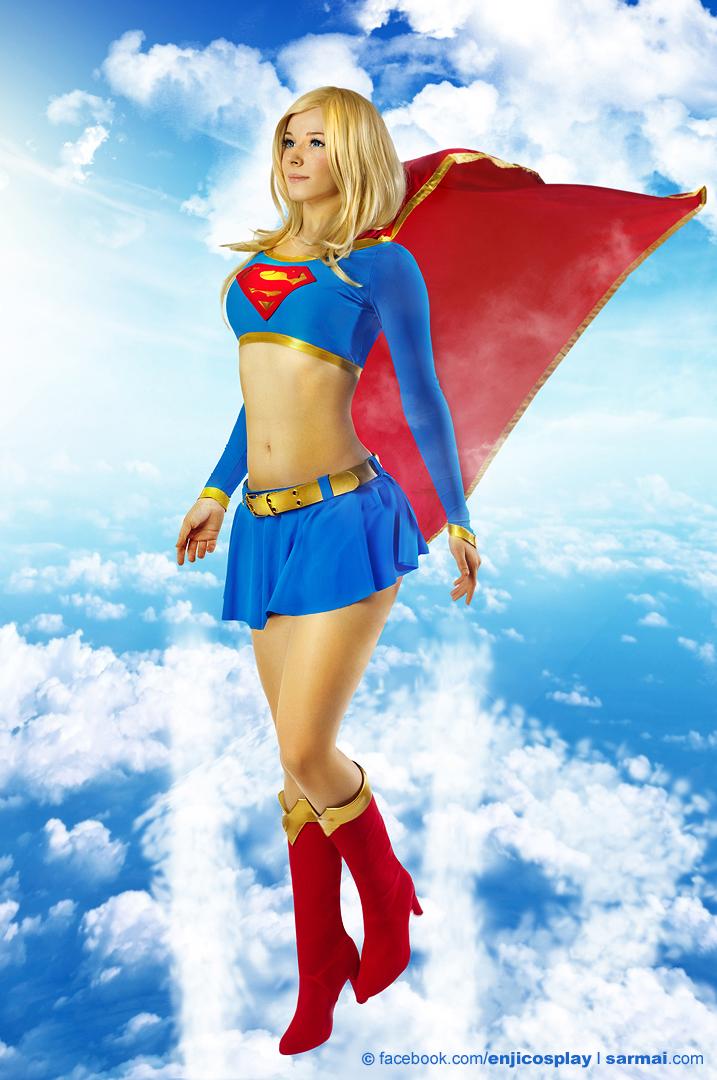 Supergirl - Sky by SarmaiBalazs