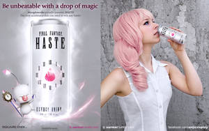 Haste Energy Drink by SarmaiBalazs