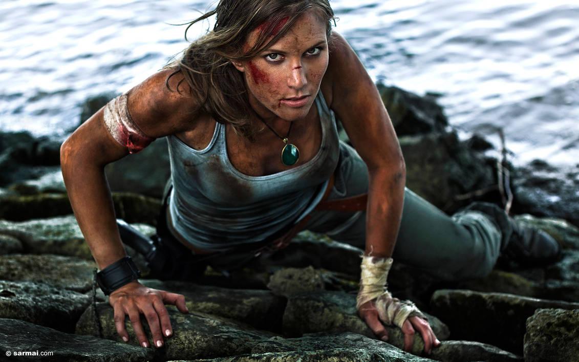 Filthy Tomb Raider 01