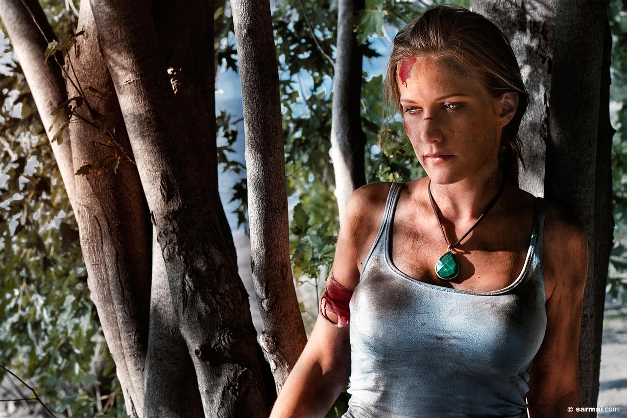 Filthy Tomb Raider 03 by SarmaiBalazs