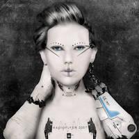 Killing Machine Girl by SarmaiBalazs