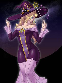 Halloween Rosalina