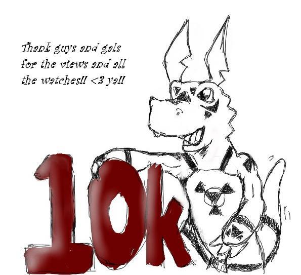10 K by shadowkyle89