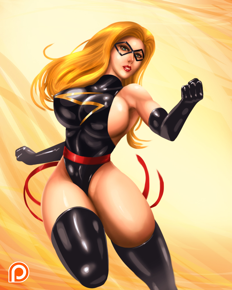 Ms Marvel by svoidist