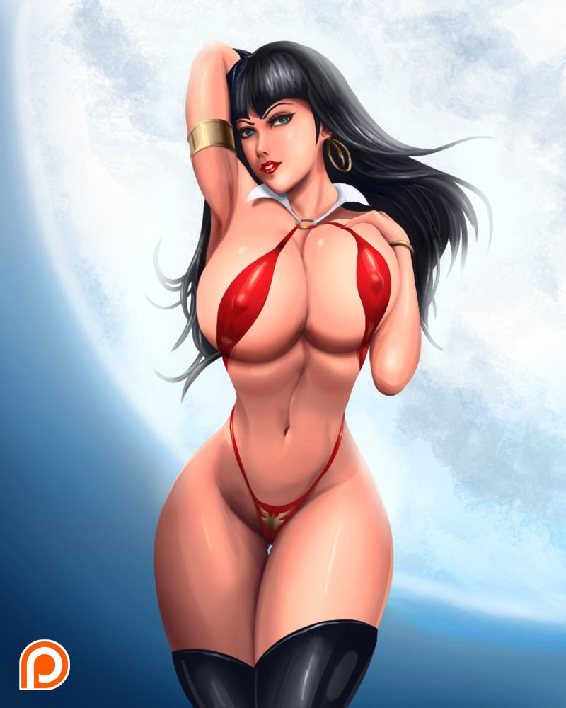 Vampirella by svoidist