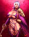 Fiora (Ivy's costume)