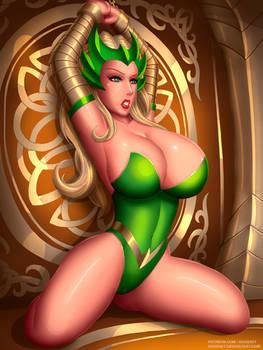 Enchantress tributed