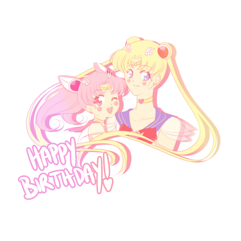 Happy Birthday, Usagi! by Amai-Kawaii