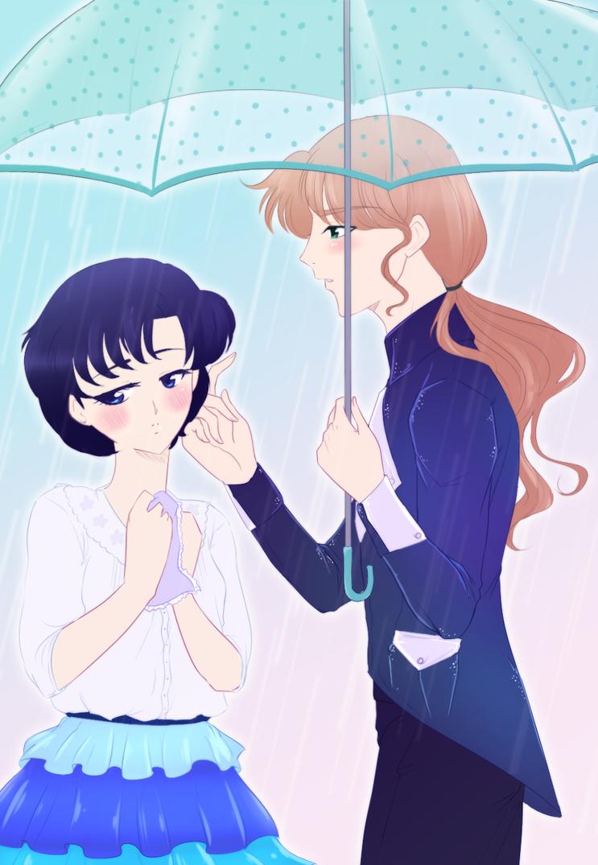 Zoisite Sailor Moon Live Action Memory Duo. by Amai-Ka...