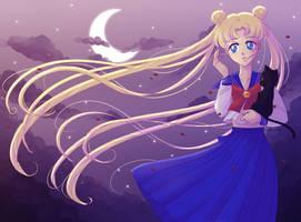 Sailor Moon Crystal by Amai-Kawaii
