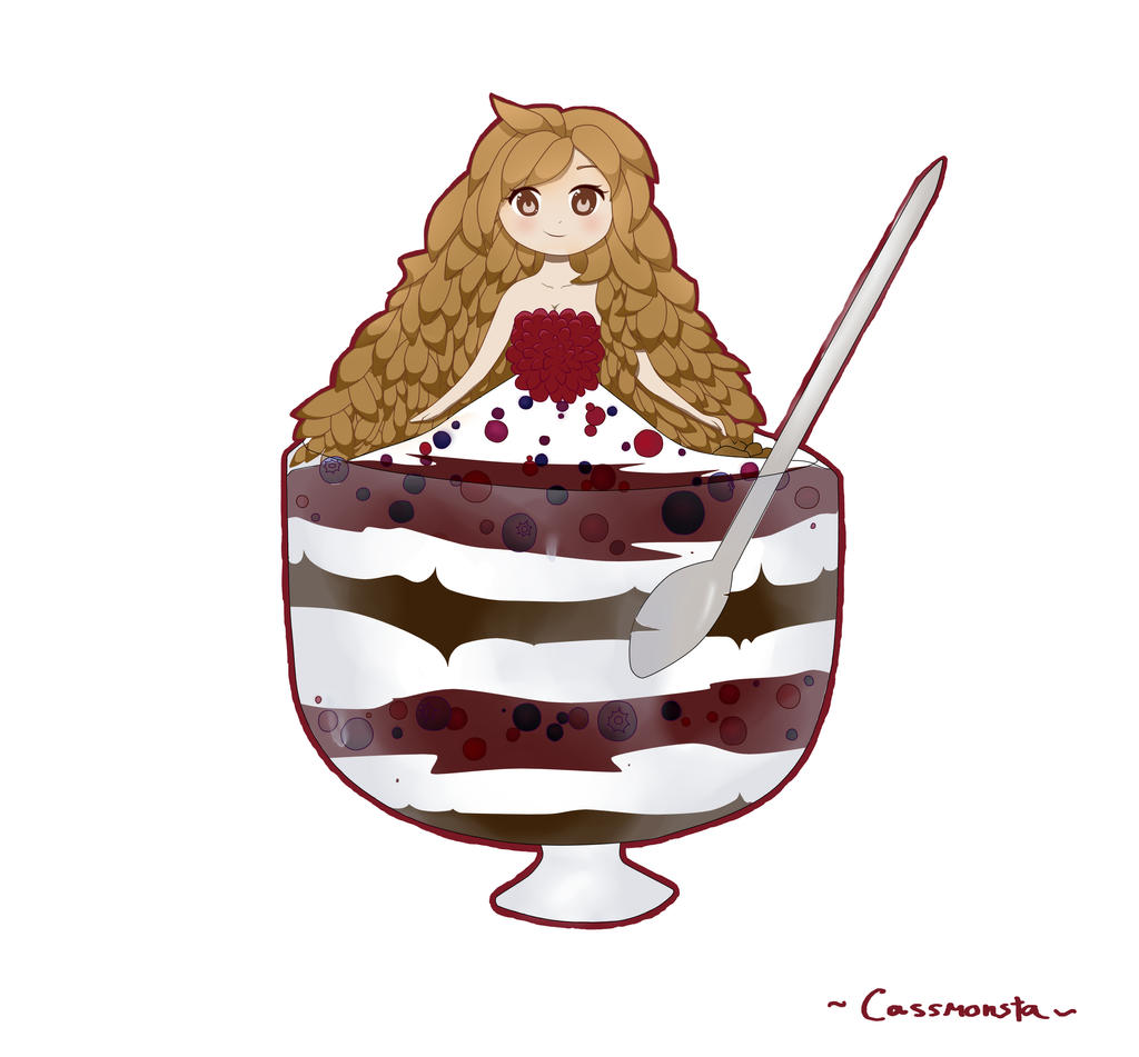 Parfait Girl by Cassmonsta