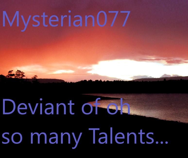 Mysterian077's Profile Picture