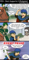 FE9 - Ike's Supports 2
