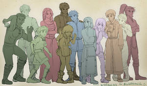FESS - The Greil Mercenaries