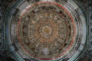 Sacred Ceiling hybrid #14 by mihalyo