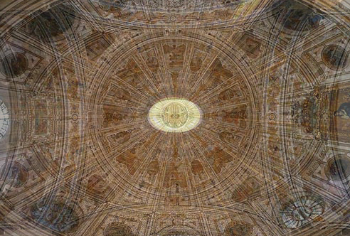 Sacred Ceiling hybrid #13 by mihalyo