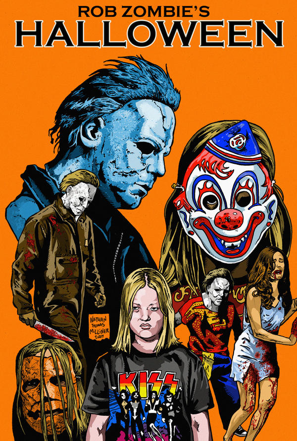 ROB ZOMBIE'S HALLOWEEN by MalevolentNate on DeviantArt