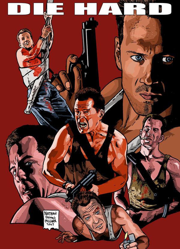 DIE HARD:  McClane Rules by MalevolentNate