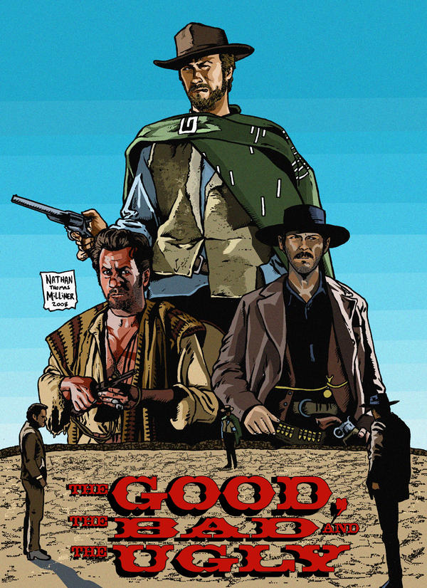The good the bad and the ugly by malevolentnate on deviantart - Mobles tuco ...