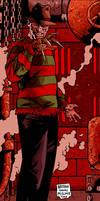 FREDDY KRUEGER HORROR by MalevolentNate