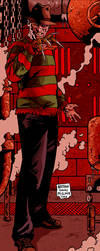 FREDDY KRUEGER HORROR by MalevolentNate