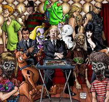 TV HORROR TWO by MalevolentNate