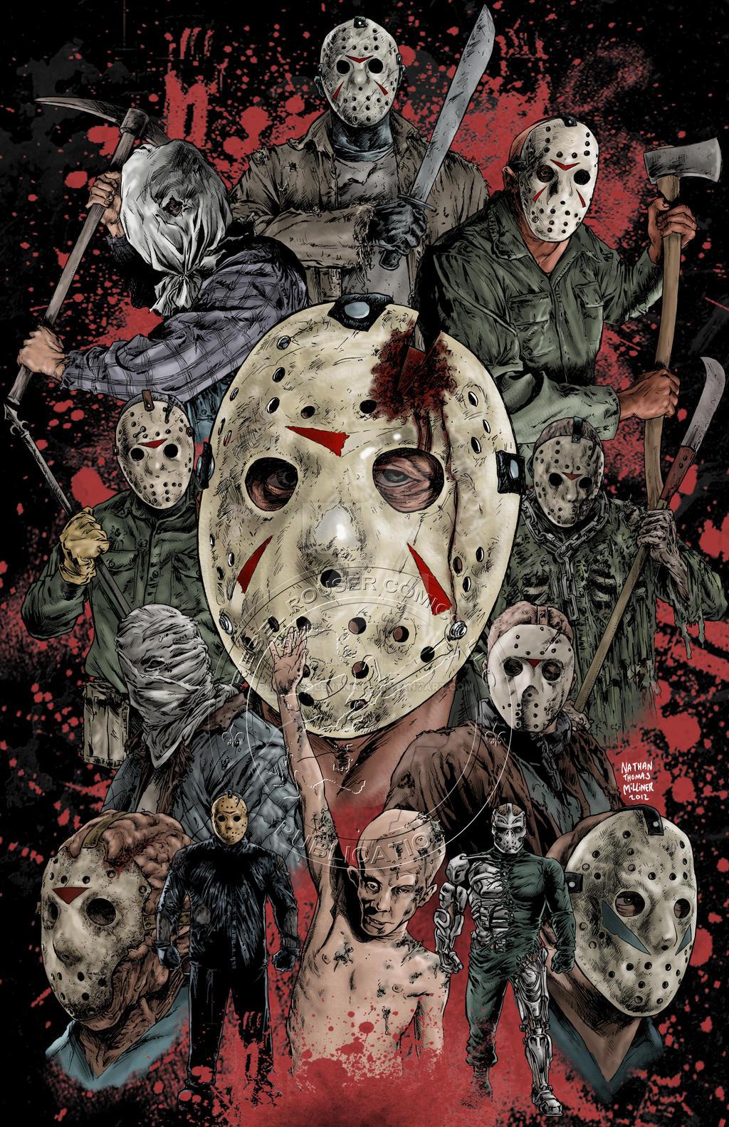 Michael Myers vs Jason Voorhees : whowouldwin