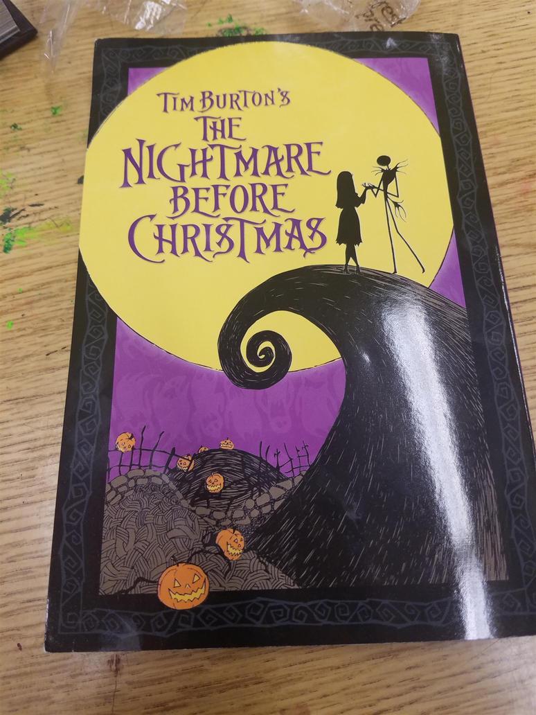 The Nightmare Before Christmas Manga by rainbowthefox on DeviantArt