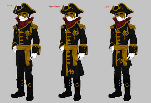 Kane Redesign Pirate101