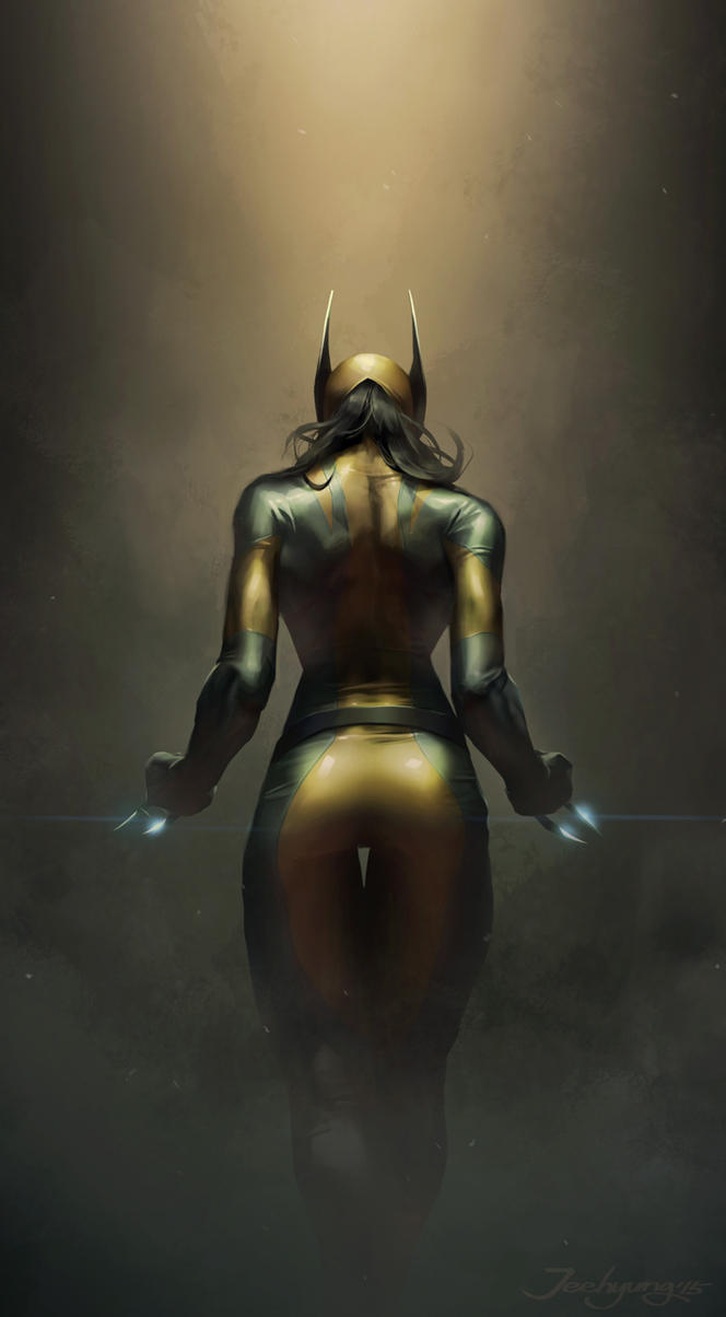 X-23 by didit33