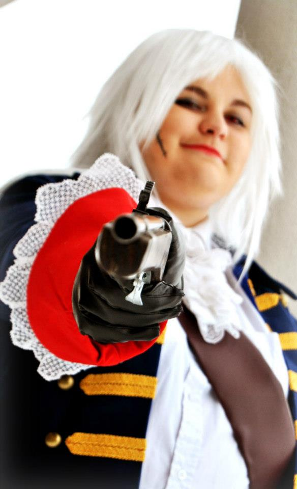 The Awesome Prussia by justinem1989