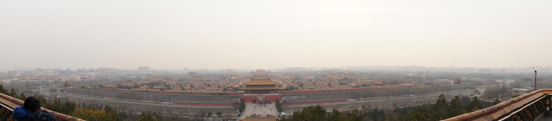 The Forbidden City. by samong98