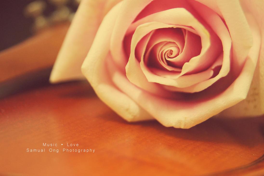 Music . Love by samong98