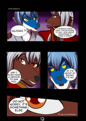 Lumen Prologue Squirrel 12 English Version by MyosNiragawa
