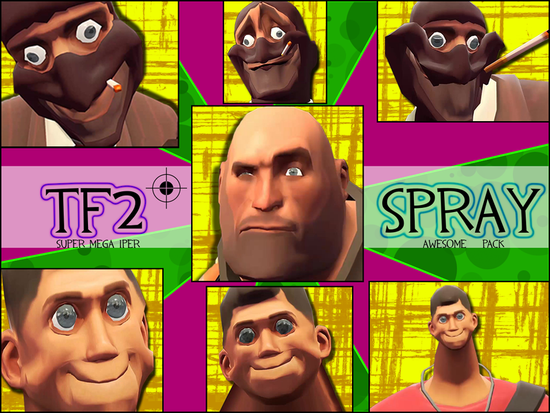 Tf2 Spray Tf2 Spray Super Mega Iper