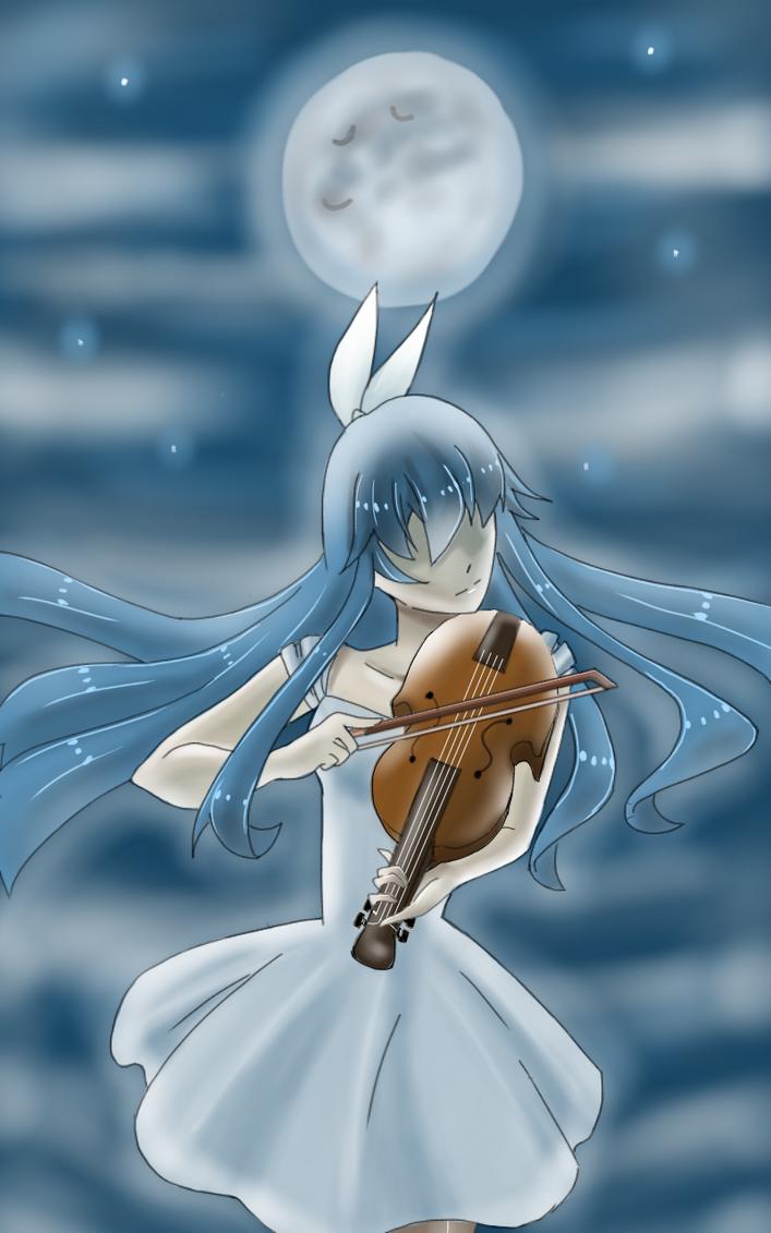 Moonlight Sonata by Kida-neechan