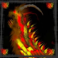 Color Dragon Puma by VictorHoreau