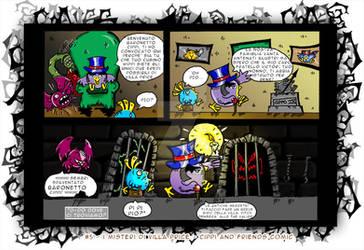 I Misteri di Villa Price - Prologo - Pagina 5