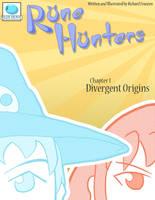 Rune Hunters - Ch. 1 Cover by Cokomon