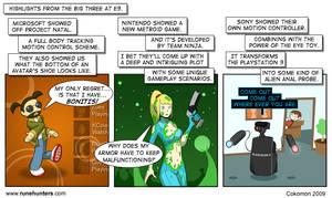A Comic About E3 by Cokomon