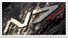 Mass Effect Stamp: N7 by Cokomon