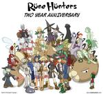 Rune Hunters 2 Year Anniversary