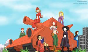 Tank Girls (2010)