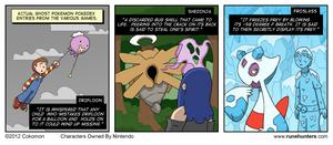 Ghost Pokemon Are Horrifying  Part 1