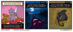 Ghost Pokemon Are Horrifying Part 3
