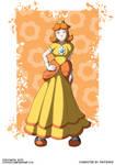Pin-Up Art - Daisy