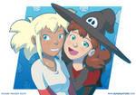 Rune Hunters - Ada and Asura