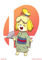 Switchmas - Isabelle by Cokomon